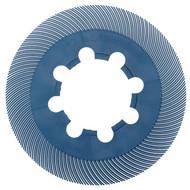 Scotch-Brite™ Radial Bristle Brush BB-ZB mit Kunststoff-Flansch
