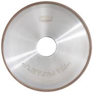 Abbildung Kunstharzgebundene Diamantscheiben für den Spanflächenschliff (Brustschliff) Für Hartmetall