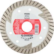 Abbildung PFERD Diamant-Trennscheibe DG SG