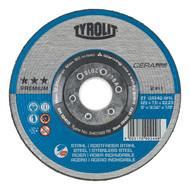 PREMIUM*** Schruppscheibe CERABOND 2in1 für Stahl und Edelstahl