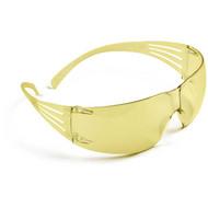 Abbildung 3M™ Schutzbrille SecureFit 203 SF203AF, gelb AS/AF, Rahmen gelb