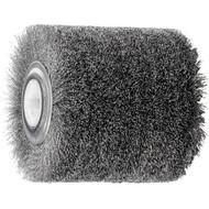PFERD Walzenbürste für Satiniermaschinen, ungezopft WBU 100100/19,1 INOX 0,20