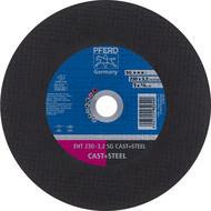 PFERD Trennscheibe EHT SG CAST+STEEL