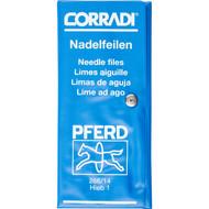 PFERD CORRADI-Nadelfeilen-Set