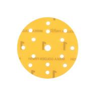 GOLDEN FINISH-1 150mm Klettscheiben