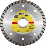 DT 500 AC Diamanttrennscheiben