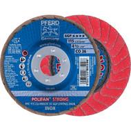 PFERD POLIFAN-Fächerscheibe PFC STRONG INOX