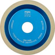 PFERD Diamant-Schleifwerkzeug 11A2/60°