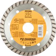 Abbildung PFERD Diamant-Trennscheibe DG PSF