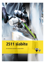 Sia Abrasives Siabite Flyer