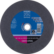 PFERD Trennscheibe , ZIRKON SGP HD CAST + STEEL
