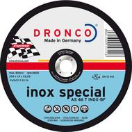 AS 46 T Inox Metall Trennscheiben