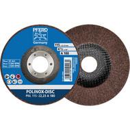 PFERD POLINOX-Schleifdisc PNL