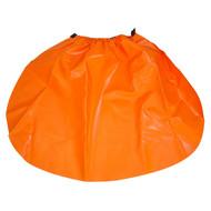 3M™ Nackenschutz GR1C in Orange, zur Außenbefestigung am Gehörschutz