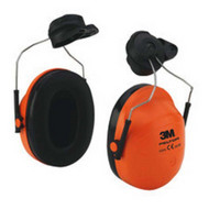 Abbildung 3M™ Peltor H31 Helmkapsel P3AF für Versaflo M-100 & M-300 SNR = 28dB