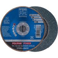 PFERD POLIFAN-Fächerscheibe PFC SG POWER STEELOX