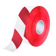 "Capra Floor ""Heavy Duty"" - Bodenmarkierungsband rot/weiß"