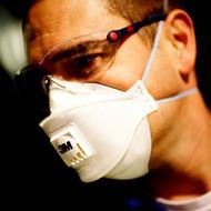 3M™ Aura™ Atemschutzmaske 9322+