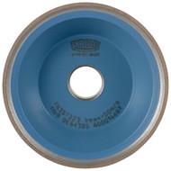 Abbildung CNC Werkzeugschleifen mit kunstharzgebundenem Diamant für den Nassschliff Für Hartmetall