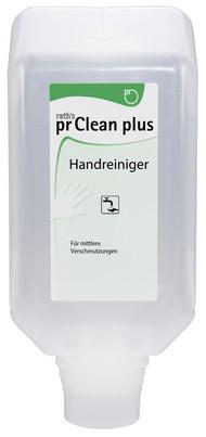 Abbildung prClean plus Handreiniger 2l