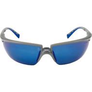 3M™ SOLUS™ Schutzbrille Solu11Si, PC Silber/Blau blau verspiegelt