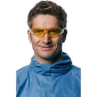 Abbildung 3M™ Schutzbrille 2842, PC AS/AF, gelb
