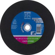 PFERD Trennscheibe , SG CHOP HD CAST + STONE