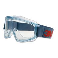Abbildung 3M™ Vollsichtbrille 2890A, Acetat, klar, AF