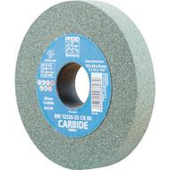 PFERD Schleifbockscheibe BW , Ausführung CARBIDE, Siliciumcarbid (CN)
