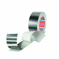 tesa 50575 ohne und mit Liner - Starkes Aluminiumklebeband (PV0 und PV1)
