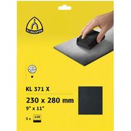 Abbildung KL 371 X SB-verpackt Bogen