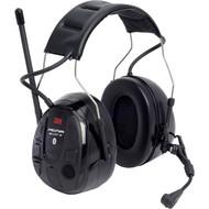3M™ XP Bluetooth Gehörschutz-Headset mit FM-Radio MRX21AWS