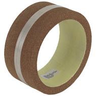 Flachschleifen mit Ringen Keramisch / Kunstharz konventionell Für hochlegierte Stähle und HSS