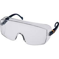 Abbildung 3M™ Überbrille 2802, PC gelb AS