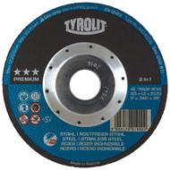 PREMIUM*** Trennscheiben 2in1 mit DEEP Cut Protection für Stahl und Edelstahl