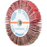 PFERD Fächerrad für Winkelschleifer FR WS, Ausführung Keramikkorn CO-COOL