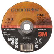 3M™ Cubitron™ II Cut & Grind Schruppscheibe