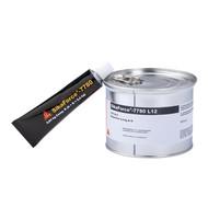 SikaForce®-7780 L12 (AB) Set mit Dose (A), Tube (B) und Hilfsmitteln