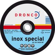 AS 30 S Inox Schruppscheiben