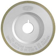 Abbildung Kunstharzgebundene Diamantscheiben für die Flankenbearbeitung Für Hartmetall
