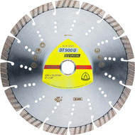 DT 900 U Special Diamanttrennscheiben
