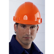 3M™ G3000 Schutzhelm G30NUO in Orange
