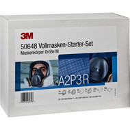 Abbildung 3M™ Vollmasken-Set 50648