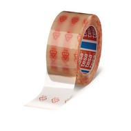 tesapack 61008 PE - Polyethylen-Verpackungsklebeband mit Recyclingzeichen-Eindruck