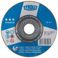 PREMIUM*** RONDELLER® 2in1 für Stahl und Edelstahl