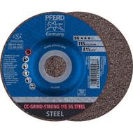 PFERD CC-GRIND-Schleifscheibe CC-GRIND-STRONG