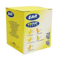 Abbildung 3M™ E-A-RSoft™ Gehörschutzstöpsel Top-Up PD01010