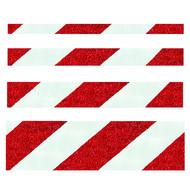 """Capra Grip I """"universal"""" Antirutschstreifen rot-weiß"""