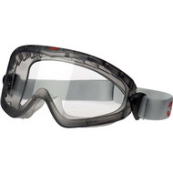 3M™ Vollsichtbrille 2890SA, Unbelüftet, Acetat, klar AF