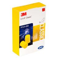 Abbildung 3M™ E-A-R™ CLASSIC™ Gehörschutzstöpsel FP01000